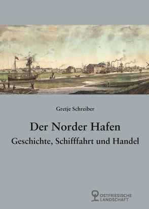 Der Norder Hafen von Schreiber,  Gretje