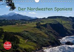 Der Nordwesten Spaniens (Wandkalender 2018 DIN A4 quer) von Schoen,  Andreas