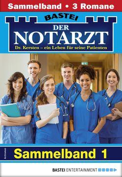 Der Notarzt Sammelband 1 – Arztroman von Graf,  Karin