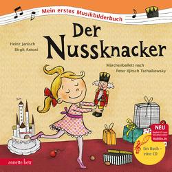 Der Nussknacker von Antoni,  Birgit, Janisch,  Heinz