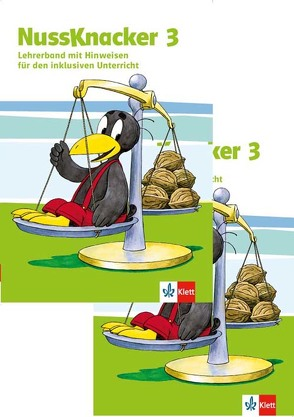 Der Nussknacker / Lehrerpaket (2 Teile) mit CD-ROM 3. Schuljahr