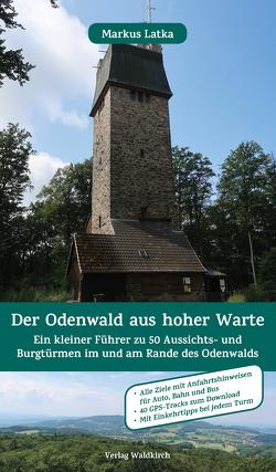 Der Odenwald aus hoher Warte von Latka,  Markus