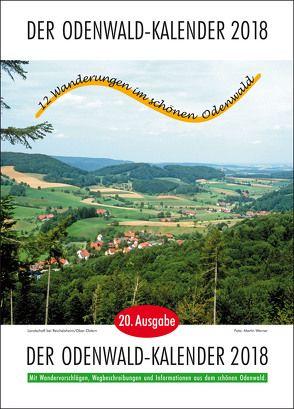 Der Odenwald-Kalender 2018