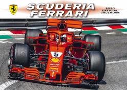 Der offizielle Ferrari Formel 1 Kalender 2020 – Scuderia Ferrari