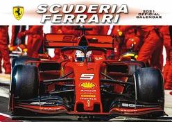 Der offizielle Ferrari Formel 1 Kalender 2021 – Scuderia Ferrari