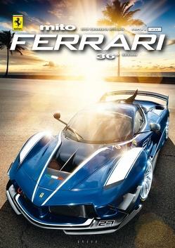 Der offizielle Ferrari Kalender 2020 – Mythos Ferrari