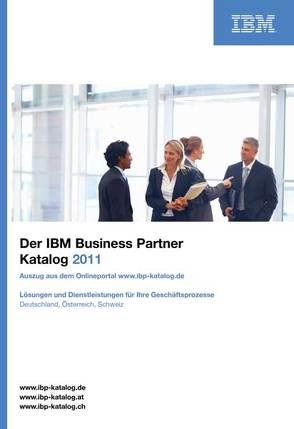 Der offizielle IBM Business Partner Katalog 2011