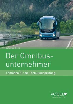 Der Omnibusunternehmer von Krems,  Johannes
