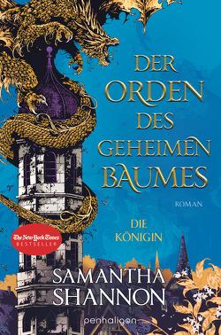 Der Orden des geheimen Baumes – Die Königin von Shannon,  Samantha, Thon,  Wolfgang