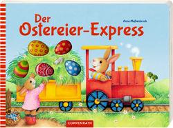 Der Ostereier-Express von Mußenbrock,  Anne