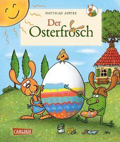 Der Osterfrosch von Sodtke,  Matthias
