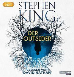 Der Outsider von King,  Stephen, Kleinschmidt,  Bernhard, Nathan,  David