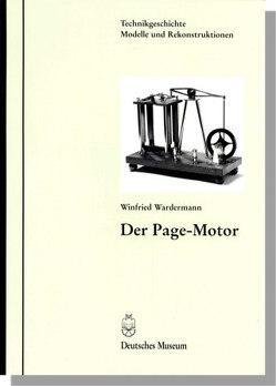 Der Page-Motor von Wardemann,  Winfried
