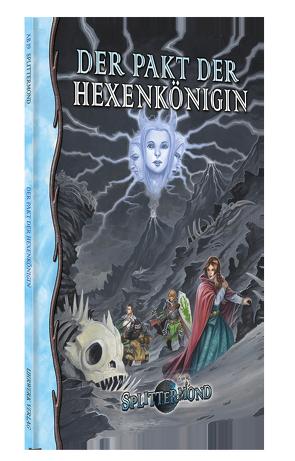 Der Pakt der Hexenkönigin von Unteregger,  Stefan