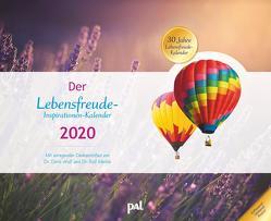 Der PAL-Lebensfreude-Inspirationen-Kalender 2020 von Merkle,  Rolf, Wolf,  Doris