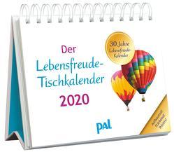 Der PAL-Lebensfreude-Tischkalender 2020 von Merkle,  Rolf, Wolf,  Doris