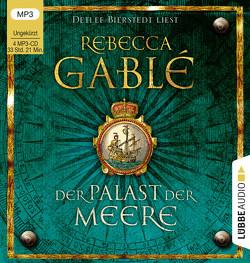 Der Palast der Meere von Bierstedt,  Detlef, Gablé,  Rebecca