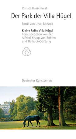 Der Park der Villa Hügel von Borstell,  Ursel, Hasselhorst,  Christa