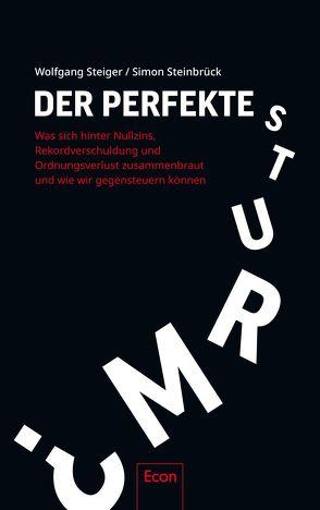 Der perfekte Sturm? von Steiger,  Wolfgang, Steinbrück,  Simon