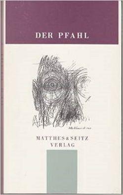 Der Pfahl. Jahrbuch aus dem Niemandsland zwischen Kunst und Wissenschaft von Matthes,  Axel