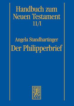 Der Philipperbrief von Standhartinger,  Angela