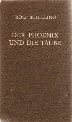 Der Phoenix und die Taube von Blake,  William, Byron,  George Gordon Lord, Campion,  Thomas, Carew,  Thomas, Coleridge,  Samuel Taylor, Donne,  John, Hawthornden,  William Drummond of, Herrick,  Robert, Hopkins,  Gerard Manley, Jonson,  Ben, Keats,  John, Longfellow,  Henry Wadsworth, Lovelace,  Richard, Marvell,  Andrew, Meredith,  George, Quincey,  Thomas de, Ralegh,  Sir Walter, Randolph,  Thomas, Rossetti,  Christina Georgina, Rossetti,  Dante Gabriel, Schilling,  Rolf, Sedley,  Sir Charles, Shakespeare,  William, Shelley,  Percy Bysshe, Swinburne,  Algernon Charles, Tennyson,  Alfred Lord, Waller,  Edmund, Wilde,  Oscar, Wordsworth,  William, Wylie,  Elinor, Yeats,  William Butler