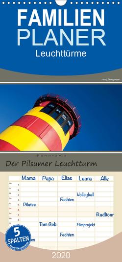 Der Pilsumer Leuchtturm – Familienplaner hoch (Wandkalender 2020 , 21 cm x 45 cm, hoch) von Dreegmeyer,  Hardy