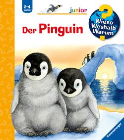 Der Pinguin von Ebert,  Anne, Prusse,  Daniela