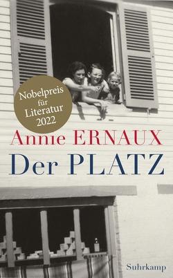 Der Platz von Ernaux,  Annie, Finck,  Sonja