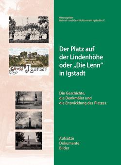 """Der Platz auf der Lindenhöhe oder """"Die Lenn"""" in Igstadt"""