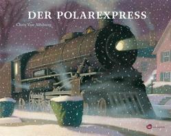 Der Polarexpress von Schertenleib,  Hansjörg, Van Allsburg,  Chris