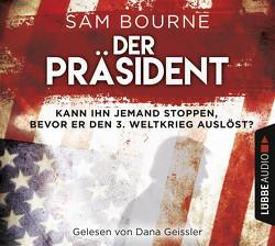 Der Präsident von Bourne,  Sam, Geissler,  Dana, Leò,  Ruggero