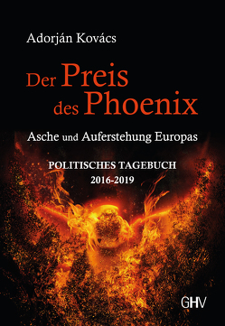 Der Preis der Phönix von Kovács,  Adorján