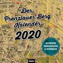 Der Prenzlauer Berg Kalender 2020 von Doetsch,  Tobias