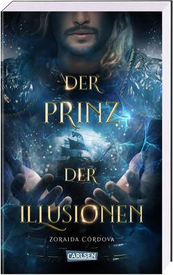 Der Prinz der Illusionen (Die Mächte der Moria 2) von Cordova,  Zoraida, Imgrund,  Barbara