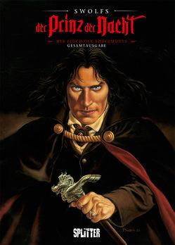 Der Prinz der Nacht Gesamtausgabe (1-6) von Swolfs,  Yves