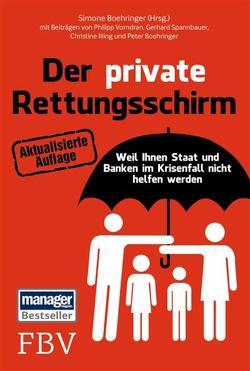 Der private Rettungsschirm von Boehringer,  Peter, Illing,  Christine, Spannbauer,  Gerhard, Vorndran,  Philipp