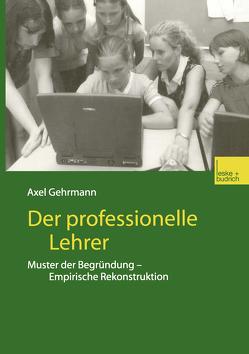 Der professionelle Lehrer von Gehrmann,  Axel
