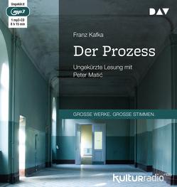 Der Prozess von Kafka,  Franz, Matic,  Peter