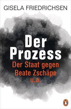 Der Prozess von Friedrichsen,  Gisela