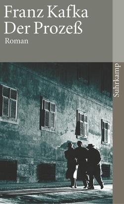 Der Prozeß von Brod,  Max, Kafka,  Franz