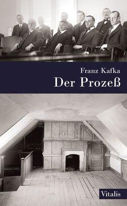 Der Prozeß von Hruska,  Karel, Kafka,  Franz