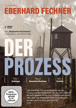 DER PROZESS (Sonderausgabe) von Fechner,  Eberhard