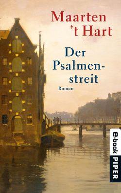 Der Psalmenstreit von Hart,  Maarten 't, Seferens,  Gregor