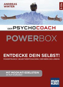 Der Psychocoach: Power-Box von Winter,  Andreas