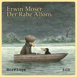 Der Rabe Alfons von Moser