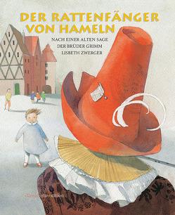 Der Rattenfänger von Hameln von Grimm Brüder, Zwerger,  Lisbeth
