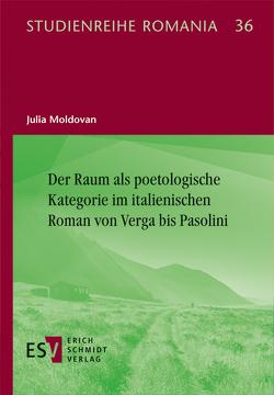 Der Raum als poetologische Kategorie im italienischen Roman von Verga bis Pasolini von Moldovan,  Julia