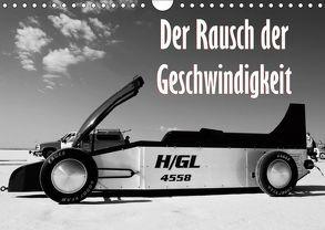 Der Rausch der Geschwindigkeit (Wandkalender 2019 DIN A4 quer) von Ehrentraut,  Dirk