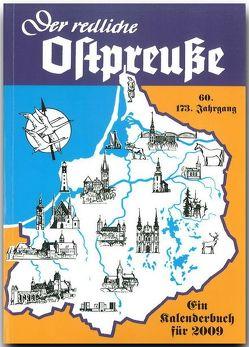 Der redliche Ostpreuße – Ein Kalenderbuch für 2009
